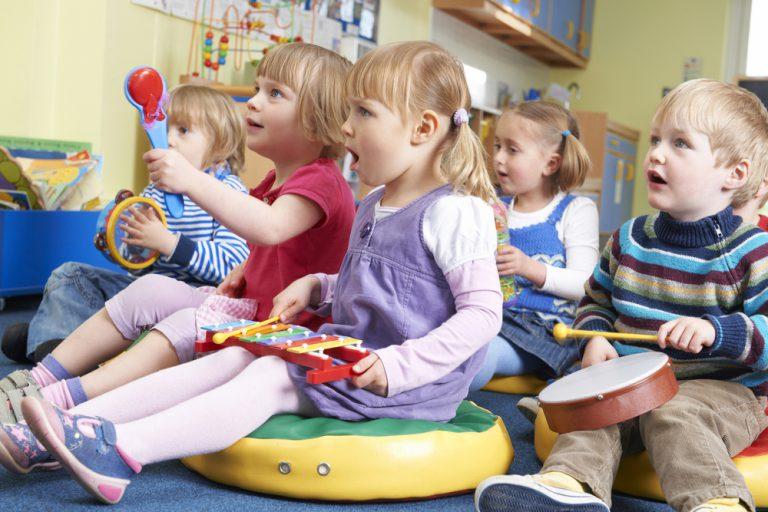 dzieci przedszkole
